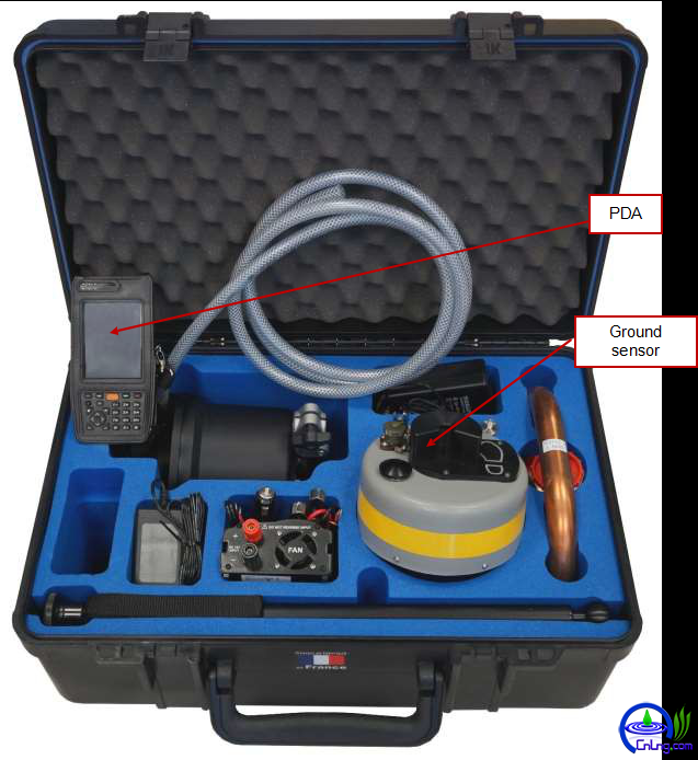 天燃气PE管定位仪GasTracker