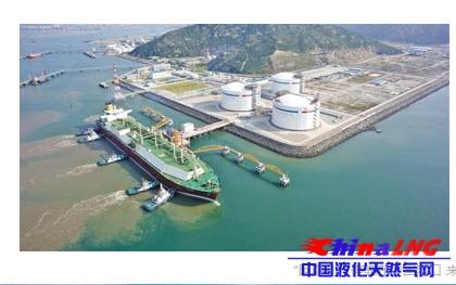 中国造全球最大lng运输船