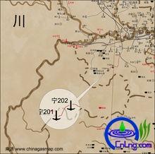 中国长宁-威远页岩气示范区长宁区块