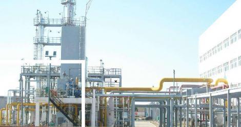煤制气中CH4/CO/H2分离制LNG装置
