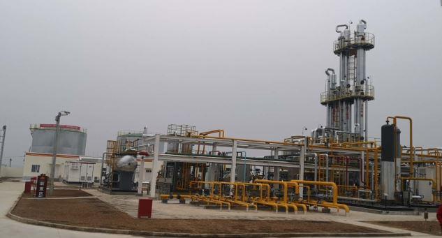 油田伴生气轻烃回收装置